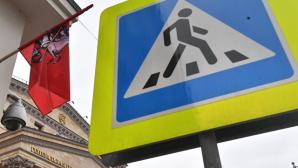 В Калининграде на пешеходном переходе развернулось побоище: видео