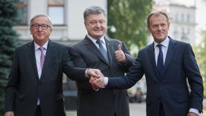 Порошенко: Ни одна страна не платила такую высокую цену за сближение с Евросоюзом