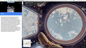 Google запустила виртуальный тур по МКС