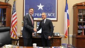 В американском Конгрессе возобновила работу группа дружбы с Молдовой
