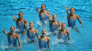 Сестра певицы Нюши стала семикратной чемпионкой мира по синхронному плаванию