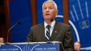 Генсек Совета Европы Ягланд ещё в 2014 году поддержал проект о смене системы выборов