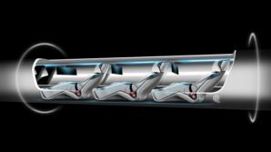 Проведены первые реалистичные испытания вакуумного поезда Илона Маска