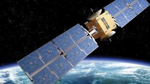 Разрушение спутника на орбите сняли на видео