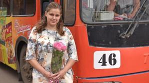Водитель троллейбуса в Ярославле спасла 15 пассажиров от пожара