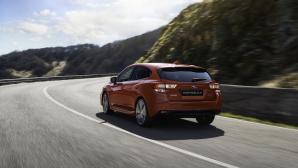 Во Франкфурте пройдет презентация обновленной Subaru Impreza