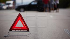 Пригородная маршрутка с пассажирами попала в ДТП на Рышкановке: фото