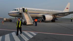 Следоаватели проверяют факт смерти пассажира на борту севшего в Перми самолета
