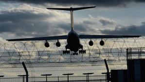 В Калужской области самолёт выкатился с полосы и разбился