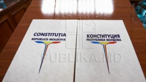 23 года исполняется завтра со дня принятия Конституции Молдовы