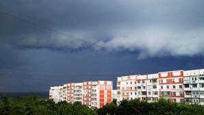 На Молдову надвигается грозовой фронт