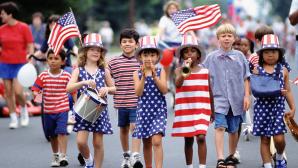 Американцы отпраздновали 241 годовщину независимости