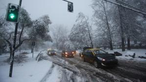 В Чили из-за снегопада погиб один человек