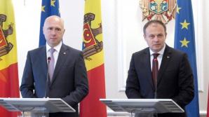 Реакция первых лиц Молдовы на предоставление финансовой помощи от ЕС