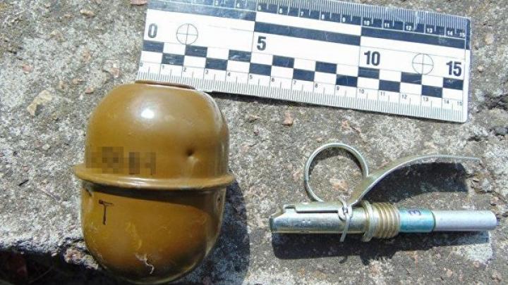 Подросток погиб при взрыве гранаты в Одессе