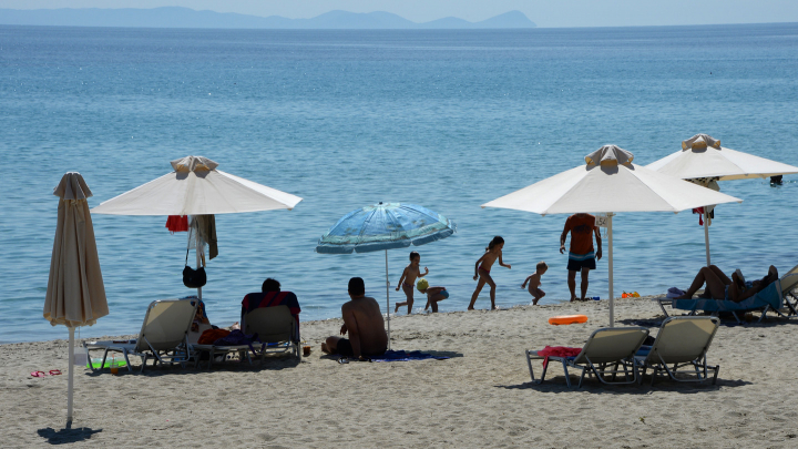 В Греции жара достигла рекордной для Европы отметки
