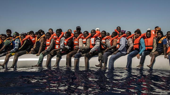 В Средиземном море обнаружили тела девяти мигрантов
