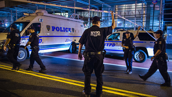 Расстрел 17 человек в американском ночном клубе попал на видео