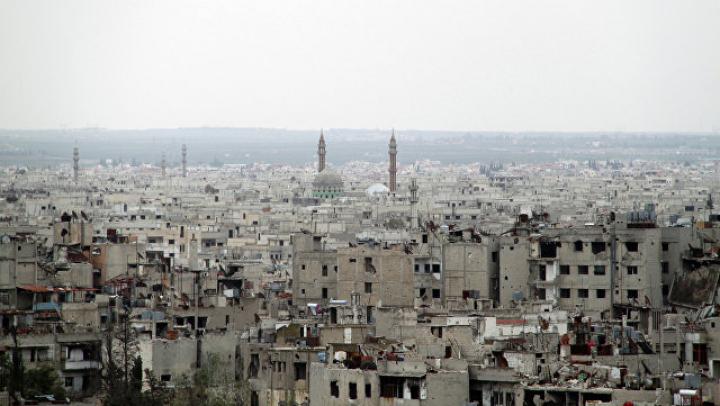 СМИ сообщили о взрыве в Сирии