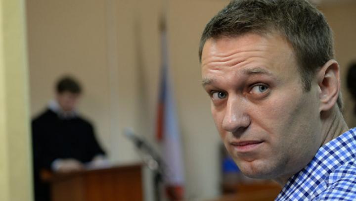 Российского оппозиционера Навального хотят оправить в колонию