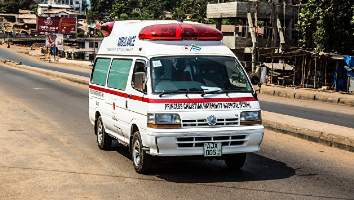 Жителям Сьерра-Леоне запретили бегать по улицам