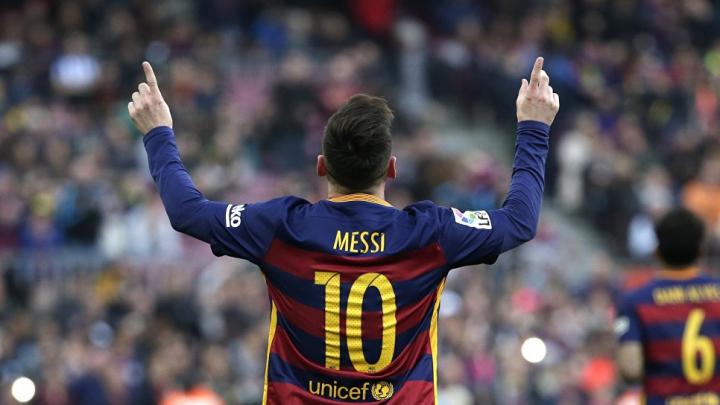Месси будет первым футболистом, зарабатывающим миллион фунтов в неделю