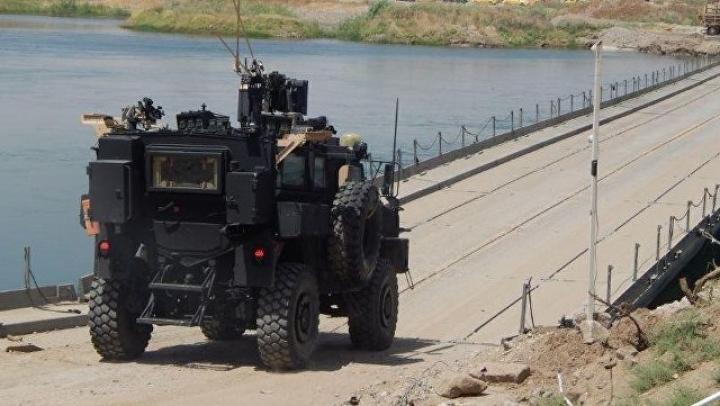 В Мосуле поймали бородатых боевиков ИГИЛ в женском макияже и с накладной грудью