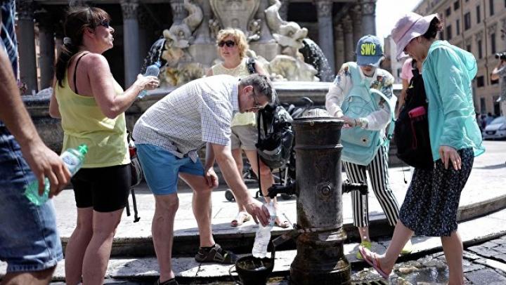 Италия переживает самую сильную за последние 60 лет засуху