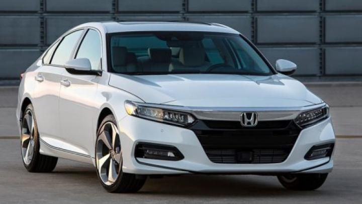 Honda представила самую стильную и легкую версию Accord в истории