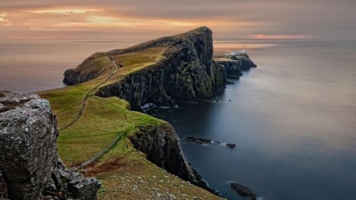 В Шотландии на продажу выставили остров