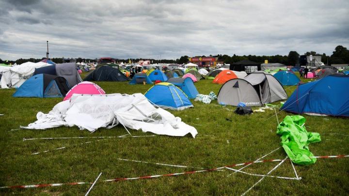 Крупнейший шведский фестиваль отменили из-за изнасилований