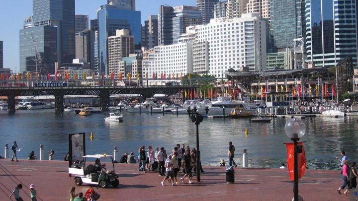 В Сиднее арестовали четверых человек, которые планировали крупный теракт