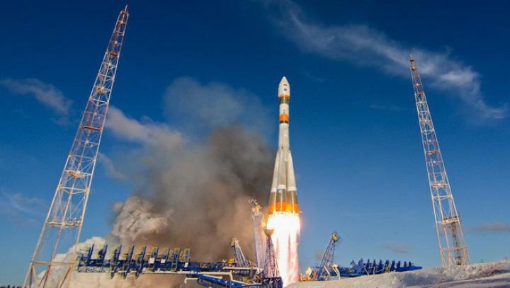 С Байконура запустят сразу 12 космических аппаратов