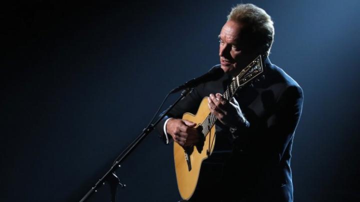 Стинг пожертвовал 1 млн крон на музыкальный проект для беженцев