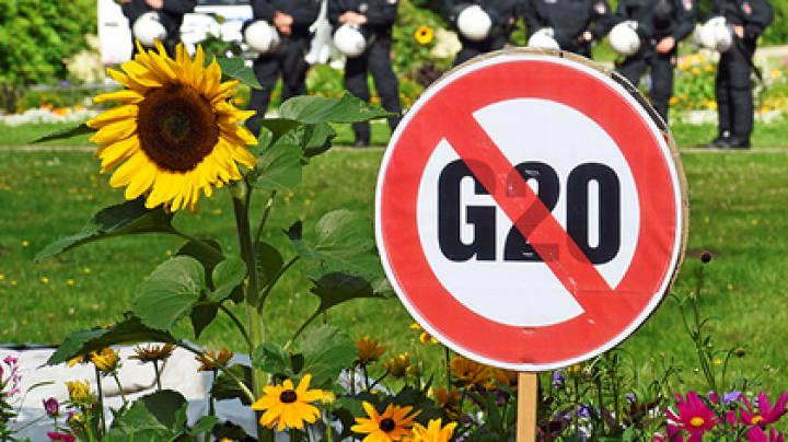 В Германии задержали подозреваемого в планировании атаки на саммите G20