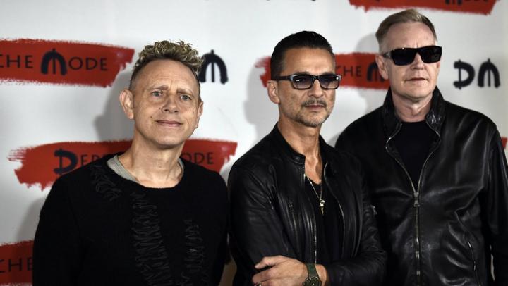 Концерт Depeche Mode в Москве будет охранять тысяча росгвардейцев