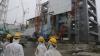 """Около АЭС """"Фукусима"""" нашли снаряд времен Второй мировой войны"""