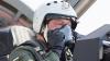 Петр Порошенко совершил полет за штурвалом военного самолета в День воздушных сил