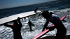 Австралиец выиграл чемпионат мира по сёрфингу
