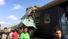 В Египте задержали машинистов двух столкнувшихся поездов