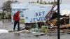 Около 40 человек пропали без вести из-за урагана «Харви» в Техасе