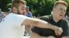 Ударивший корреспондента НТВ хулиган принял вызов журналиста из Перми