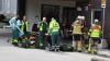 Автомобиль влетел в толпу пешеходов в Стокгольме, есть пострадавшие