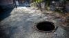 С начала нынешнего года украли 200 крышек от канализационных люков
