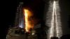 """В Дубае минувшей ночью загорелся небоскрёб """"Факел"""""""