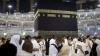 На хадж в Саудовскую Аравию прибыли 1,5 млн паломников
