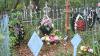 Вандалы раскопали могилу погибшей девушки и сожгли ее останки