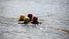Спасатели ищут мужчину в озере возле села Клокушна