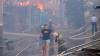В Ростове-на-Дону загорелось более десятка частных домов: видео