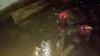 В многоэтажном доме на Рышкановке прорвало трубы и затопило подвал